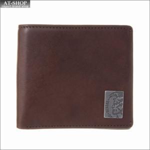 ディーゼル DIESEL 二つ折り財布 X04996 PR013 T2189 ブラウン|at-shop