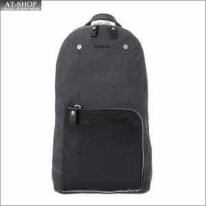 ディーゼル DIESEL バッグ ボディバッグ X05222 P0054 T8014 Anthracite|at-shop