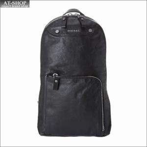 ディーゼル DIESEL バッグ ボディバッグ X05222 PR013 T8013 Black|at-shop
