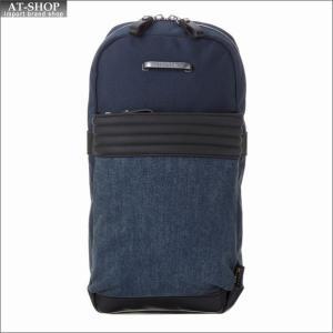 ディーゼル DIESEL バッグ ボディバッグ X05323 P1600 H6682 Blue Indigo-Blue Denim|at-shop