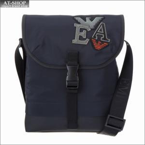 エンポリオ・アルマーニ EMPORIO ARMANI バック ショルダーバッグ Y4M169 YLI9V 81285 BLUE-BLACK at-shop