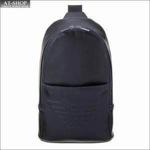 エンポリオ・アルマーニ EMPORIO ARMANI バック ボディバッグ Y4O164 YG90J 81072 BLACK|at-shop