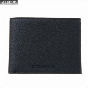 エンポリオ・アルマーニ EMPORIO ARMANI 財布サイフ 二つ折り財布 Y4R165 YDB9E 81072|at-shop