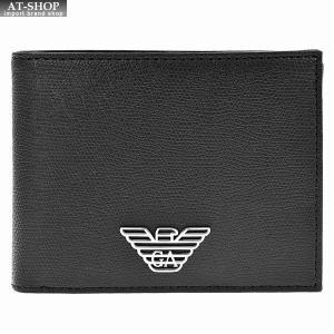 エンポリオ・アルマーニ 二つ折り財布 Y4R165-YLA0E/81072 at-shop