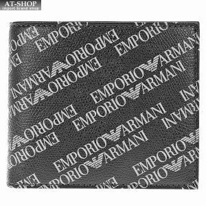 エンポリオ・アルマーニ 二つ折り財布 Y4R167-YLO7E/86526 at-shop