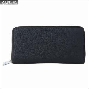 エンポリオ・アルマーニ EMPORIO ARMANI 財布サイフ ラウンドファスナー長財布 Y4R169 YDB9E 81072|at-shop