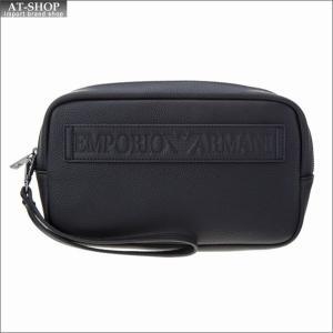 エンポリオ・アルマーニ EMPORIO ARMANI バック ポーチ セカンドバッグ Y4R180 YG89J 81072 BLACK|at-shop