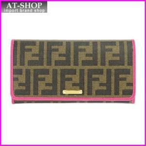FENDI フェンディ 8M0298-00GRP/FOA73  長財布|at-shop