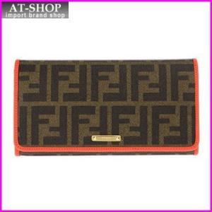 FENDI フェンディ 8M0298-00GRP/FOH6F 長財布|at-shop