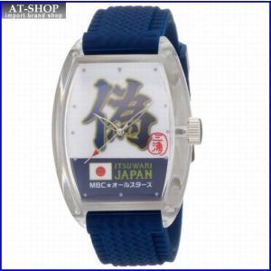 フランク三浦 時計 ジャパンクォーツ 腕時計 MIURA 偽ジャパン公認三浦コラボウォッチ FM04NK-IWJBL at-shop