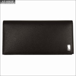 DUNHILL ダンヒル 財布サイフ SIDECAR 二つ折り長財布 FP7000E ブラウン|at-shop