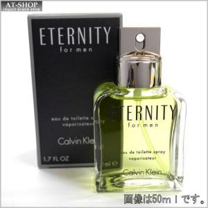 Calvin Klein カルバン・クライン 香水 フレグランス エタニティ フォーメン EDT50mL|at-shop