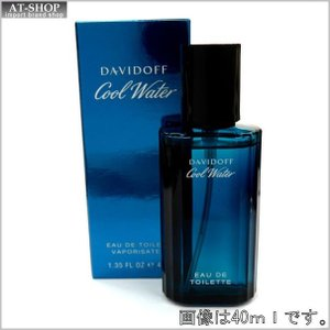 ダビドフ 香水 フレグランス クールウォーター EDT75mL|at-shop