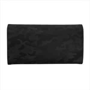 Furbo design フルボデザイン 財布サイフ カモフラージュ レザー 二つ折り長財布 FRB132 BLACK ブラック at-shop 02