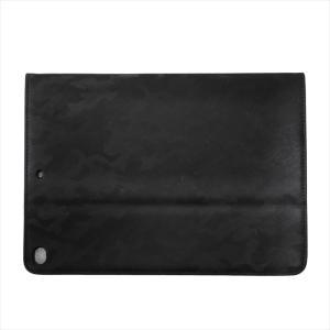 Furbo design フルボデザイン アイパッドケース カモフラージュ レザー ipadケース(ipad2017対応) FRB138 BLACK ブラック|at-shop|02