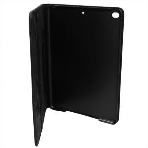Furbo design フルボデザイン アイパッドケース カモフラージュ レザー ipadケース(ipad2017対応) FRB138 BLACK ブラック|at-shop|04