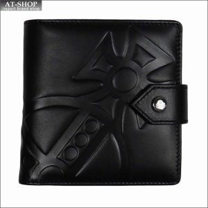 Vivienne Westwood ヴィヴィアン・ウェストウッド 財布サイフ NO,10 GIANT ORB 二つ折り財布 51090001 BLACK 18SS ブラック|at-shop