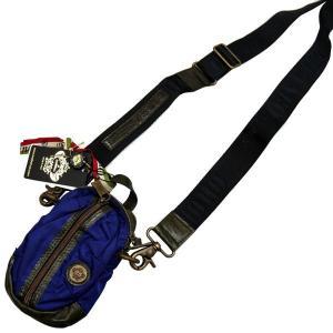 OROBIANCO オロビアンコ バッグ GRAFFIO MINI-G OR168 ショルダーバッグ BLU-12|at-shop