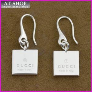 GUCCI グッチ ピアス  223994-J8400/8106 at-shop