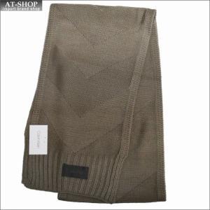 Calvin Klein カルバンクライン マフラー HKC83288-387 GREY グレー|at-shop