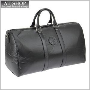 HUNTING WORLD ハンティングワールド バッグ  1073 13A BATTUE ORIGIN BLACK 48cmボストン|at-shop