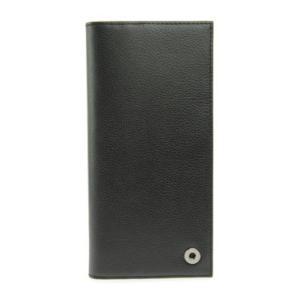 HUNTING WORLD ハンティングワールド財布 209 371 BLACK 長財布 (ファスナー付)|at-shop