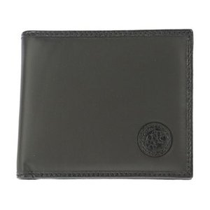 HUNTING WORLD ハンティングワールド財布 310 13A BATTUE ORIGIN BLACK 二つ折り財布|at-shop