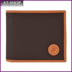 ハンティングワールド 財布 674-435 ADOBE/DBR/ORG 二つ折り財布|at-shop