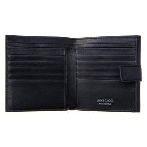 ジミー・チュウ JIMMY CHOO 財布サイフ 二つ折り財布 FRIDA CST BLACK at-shop 03