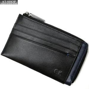 CALVIN KLEIN カルバンクライン カードケース K50K 小銭入れ カードホルダー メンズ レディース|at-shop