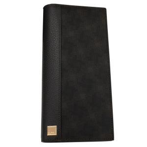 DUNHILL ダンヒル 財布サイフ D-EIGHT 二つ折り長財布 L2H710B ブラウン|at-shop
