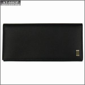 DUNHILL ダンヒル 財布サイフ SIDECAR 二つ折り長財布 L2RF10A ブラック|at-shop