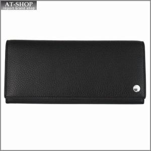 DUNHILL ダンヒル 財布サイフ BOSTON 二つ折り長財布 L2V310A ブラック|at-shop