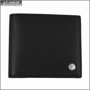 DUNHILL ダンヒル 財布サイフ BOSTON 二つ折り財布 L2W332A ブラック|at-shop