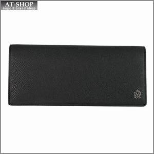 DUNHILL ダンヒル 財布サイフ BOURDON 二つ折り長財布 L2X210A ブラック|at-shop