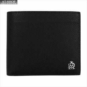 DUNHILL ダンヒル 財布サイフ BOURDON 二つ折り財布 L2X230A ブラック|at-shop