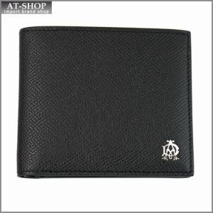 DUNHILL ダンヒル 財布サイフ BOURDON 二つ折り財布 L2X232A ブラック|at-shop
