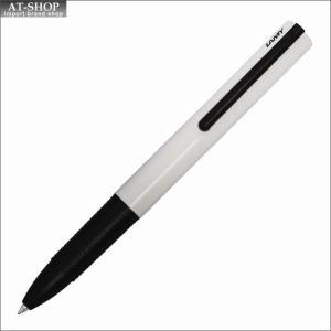 LAMY ラミー ローラーボールペン 水性ボールペン ティポPL L337WT ホワイト|at-shop