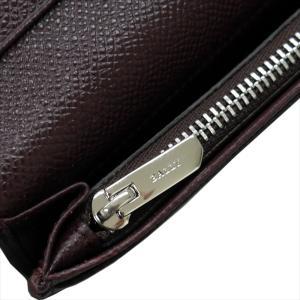 BALLY バリー 財布サイフ LALTYL.L 6208035 MERLOT 二つ折り長財布 ワインレッド|at-shop|03