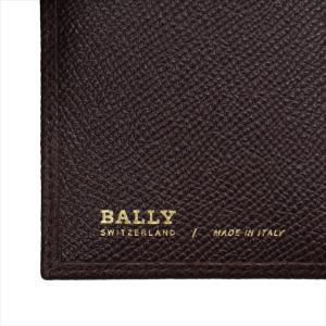 BALLY バリー 財布サイフ LALTYL.L 6208035 MERLOT 二つ折り長財布 ワインレッド|at-shop|04