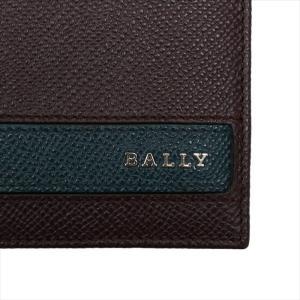 BALLY バリー 財布サイフ LALTYL.L 6208035 MERLOT 二つ折り長財布 ワインレッド|at-shop|05