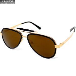 GaGa MILANO ガガミラノ サングラス LU54ACBKGO0 BLACK FL メンズ レディース|at-shop