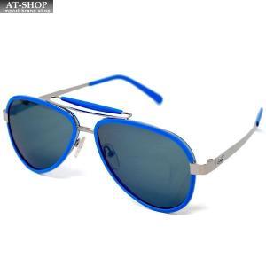 GaGa MILANO ガガミラノ サングラス LU54ACBL000 BLUE FL メンズ レディース|at-shop