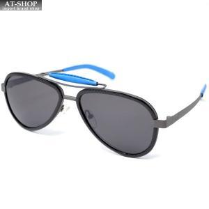 GaGa MILANO ガガミラノ サングラス LU54TCGYBLN BLUE メンズ レディース|at-shop