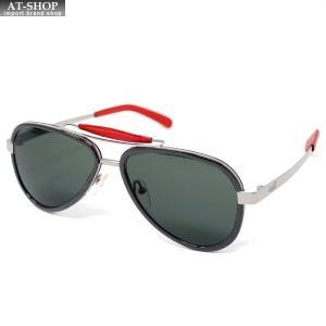 GaGa MILANO ガガミラノ サングラス LU54TCSHRDN RED メンズ レディース|at-shop