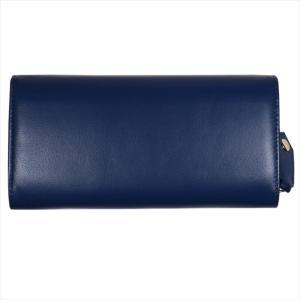 Vivienne Westwood ヴィヴィアン・ウェストウッド 財布サイフ NO,10 NAPPA 二つ折り長財布 51060025 BLUE 18SS ブルー at-shop 02