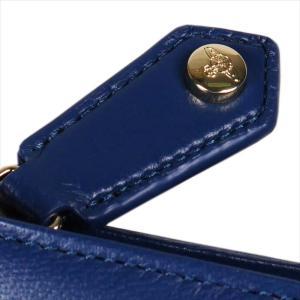 Vivienne Westwood ヴィヴィアン・ウェストウッド 財布サイフ NO,10 NAPPA 二つ折り長財布 51060025 BLUE 18SS ブルー at-shop 05