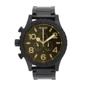 NIXON ニクソン 時計 THE51−30CHRONO A0831354|at-shop