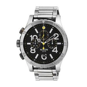 NIXON ニクソン 時計 THE48−20CHRONO A486000|at-shop