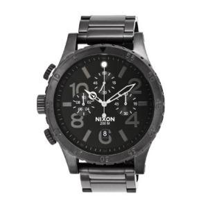 NIXON ニクソン 時計 THE48−20CHRONO A486632 at-shop